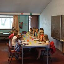 Kabouter en welpen kamp 2017